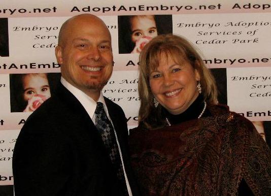 Maria and Husband Jeff Lancaster