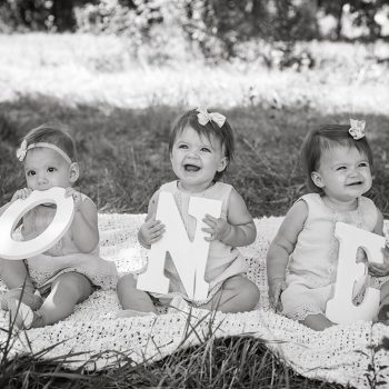 Ainsley, Evangeline & Claire